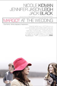 Margot at the Wedding Movie Poster
