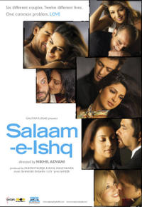 Salaam-e-Ishq: A Tribute to Love Movie Poster