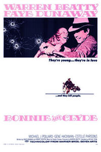 Bonnie and Clyde / Penn & Teller Get Killed Movie Poster