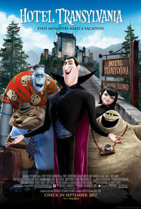 Hotel Transylvania (2012) Movie Poster