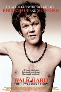 Walk Hard: The Dewey Cox Story Movie Poster