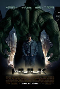 The Incredible Hulk (2008) Movie Poster