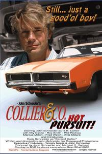 Collier & Co. Hot Pursuit Movie Poster