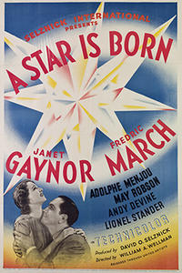 A Star Is Born (1937) Movie Poster