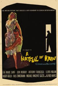 A Hatful of Rain Movie Poster