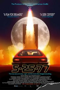 5-25-77 Movie Poster