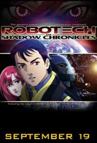 Anime Bento – Robotech: The Shadow Chronicles Movie Poster