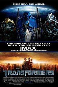 Transformers: The IMAX Experience (2007) Movie Poster
