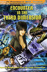 Encounter in the Third Dimension Cast and Crew - Cast Photos