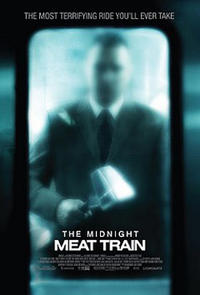 The Midnight Meat Train Movie Poster