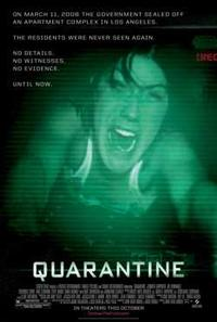 Quarantine Movie Poster