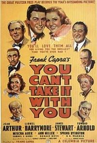 You Can't Take It With You / Mr. Deeds Goes to Town Movie Poster