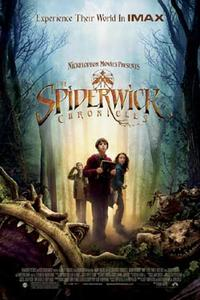 The Spiderwick Chronicles: The IMAX Experience Movie Poster