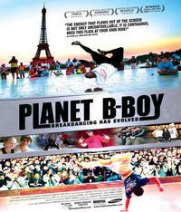 Planet B-Boy (2008) Movie Poster