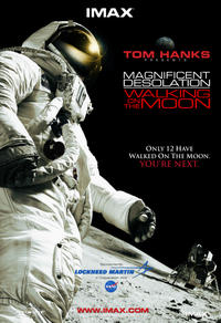 Magnificent Desolation: Walking on the Moon Movie Poster