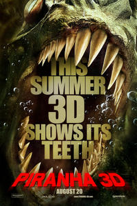 Piranha 3D Movie Poster