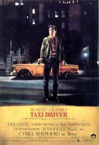 Taxi Driver (1976) Movie Poster