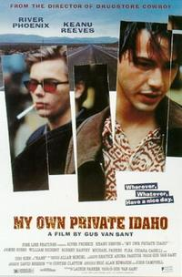 My Own Private Idaho / Drugstore Cowboy Movie Poster
