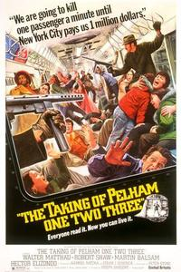 The Taking of Pelham One Two Three / Charley Varrick Movie Poster