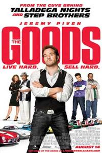 The Goods: Live Hard, Sell Hard Movie Poster