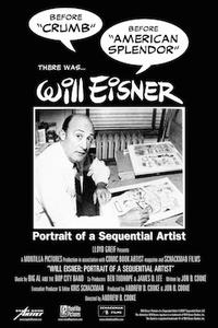 Will Eisner: Portrait of a Sequential Artist Movie Poster