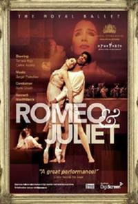 Romeo & Juliet: Royal Ballet Movie Poster