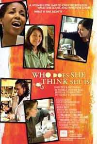 Who Does She Think She Is? Movie Poster