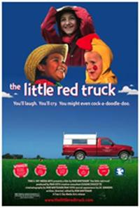 The Little Red Truck Movie Poster