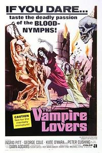 The Vampire Lovers / The Vampire and the Ballerina / The Tell-Tale Heart Movie Poster