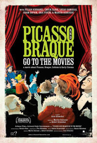Picasso and Braque Go to the Movies Movie Poster