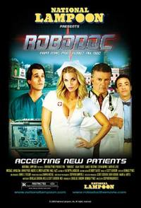 National Lampoon Presents RoboDoc Movie Poster
