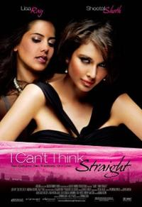 I Can't Think Straight Movie Poster
