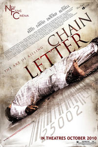 Chain Letter Movie Poster