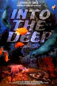 Into the Deep - IMAX 3D Movie Poster