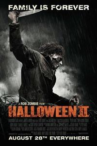 Halloween II Movie Poster