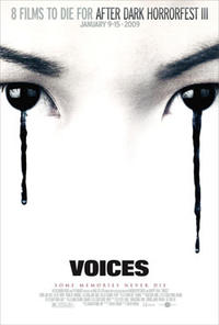 After Dark Horrorfest: Voices Movie Poster
