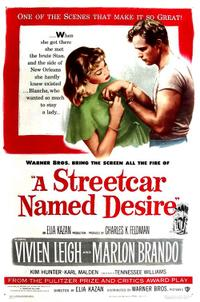 A Streetcar Named Desire / Who's Afraid of Virginia Woolf Movie Poster