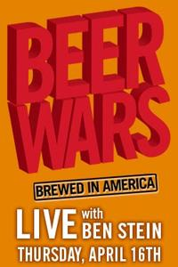 Beer Wars Live Movie Poster