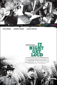 It Might Get Loud Movie Poster