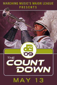 DCI 2009: The Countdown Movie Poster