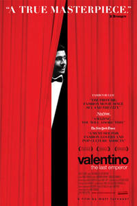 Valentino: The Last Emperor Movie Poster