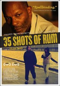 35 Shots of Rum Movie Poster