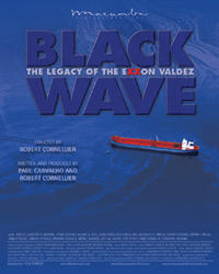 Black Wave: The Legacy of the Exxon Valdez Movie Poster