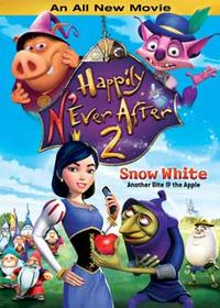 Happily N'Ever After 2: Snow White Movie Poster
