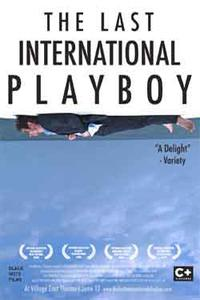 The Last International Playboy Movie Poster