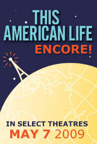 This American Life Encore Movie Poster