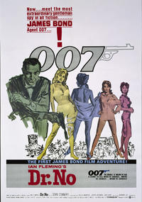 Dr. No / From Russia With Love Movie Poster