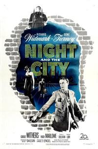 Night and the City / Thieves' Highway Movie Poster