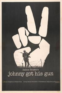 Johnny Got His Gun / Lonely are the Brave Movie Poster