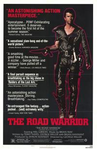 The Road Warrior / Lifeforce Movie Poster
